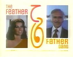 The Feather and Father Gang title card