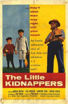 The Little Kidnappers movie