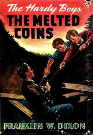 The Melted Coins - Original edition
