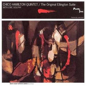 The Original Ellington Suite - Image: The Original Ellington Suite