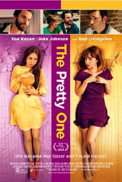 Picture of a movie: The Pretty One