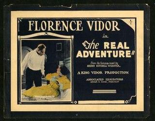 <i>The Real Adventure</i> 1922 film