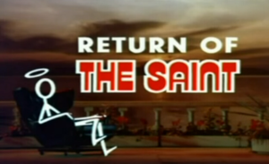Return of the Saint - Image: The Return of the Saint