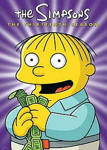 The Simpsons Season 13 Wikipedia