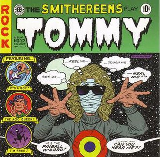 The Smithereens Play Tommy - Image: The Smithereens Play Tommy