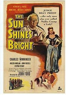 <i>The Sun Shines Bright</i> 1953 film