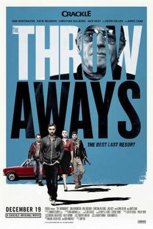 The Throwaways (film) - Release poster