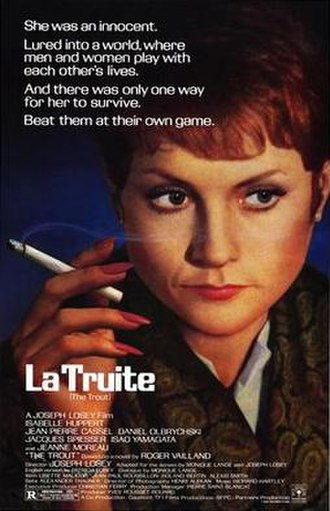 The Trout (film) - Film poster