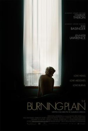 The Burning Plain - Theatrical release poster