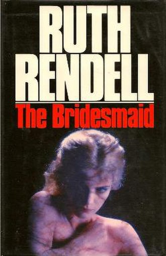 The Bridesmaid - First edition cover (UK)