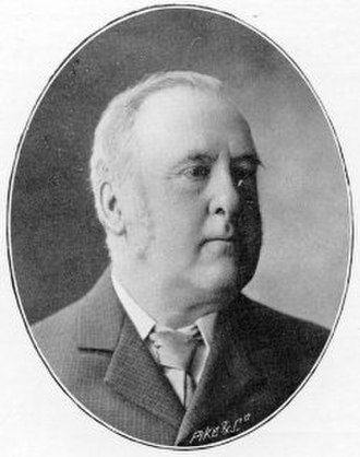 Thomas Fielding Johnson - Thomas Fielding Johnson, c.1900