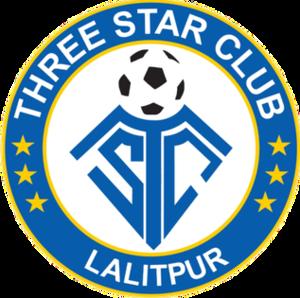 Three Star Club - Logo