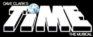 Time (musical) - Show logo