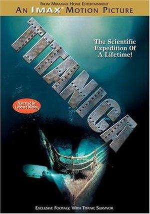 Titanica - Image: Titanica poster