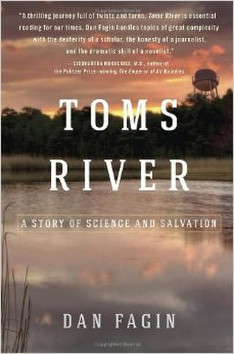 Toms River (book) - Image: Toms River A Story of Science and Salvation