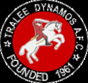 Tralee Dynamos A.F.C. - Tralee Dynamos FC crest