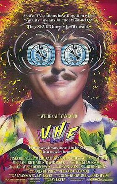 Picture of a movie: Uhf