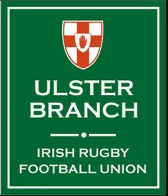 Ulster Senior League (rugby union) - The logo of the Ulster Branch of the Irish Rugby Football Union