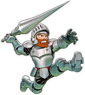 Arthur (<i>Ghosts n Goblins</i>) fictional character from the Ghosts n Goblins video game series