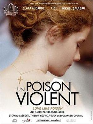Love Like Poison - Film poster