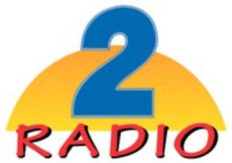 Radio 2 (Belgium) - Image: VRT Radio 2 logo 2002