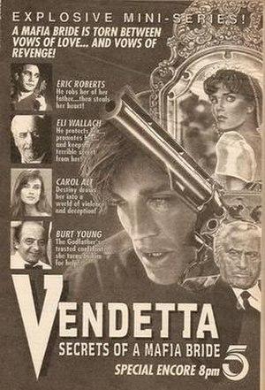 Vendetta: Secrets of a Mafia Bride - Image: Vendetta Secrets of a Mafia Bride