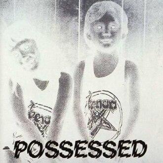 Possessed (Venom album) - Image: Venom Possessed