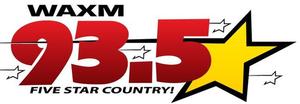 WAXM - Image: WAXM FM 2014