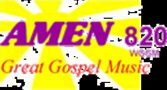 WNTW (AM) - Logo used until May 31, 2014.