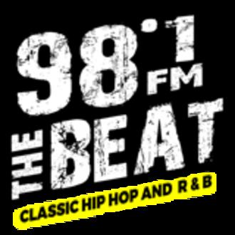 WLOR - Image: WLOR 98.1The Beat logo