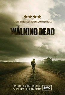 <i>The Walking Dead</i> (season 2) Season of television series