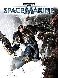 <i>Warhammer 40,000: Space Marine</i> 2011 video game
