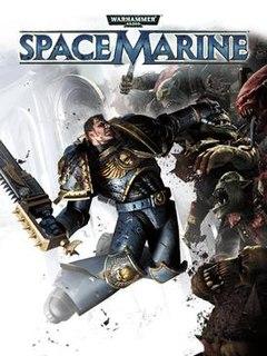 <i>Warhammer 40,000: Space Marine</i>