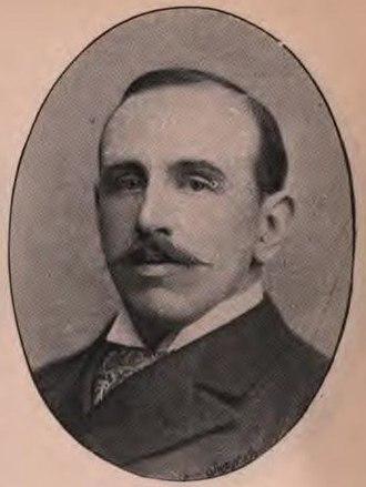 William Carlile - Carlile in 1895.