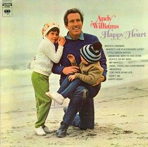 Happy Heart (album) - Image: Williams Happy 2