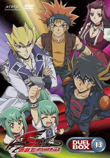 List of Yu-Gi-Oh! VRAINS characters - WikiVisually