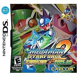Mega Man Star Force 2 Mega Man Star Force 2 Qwe Wiki