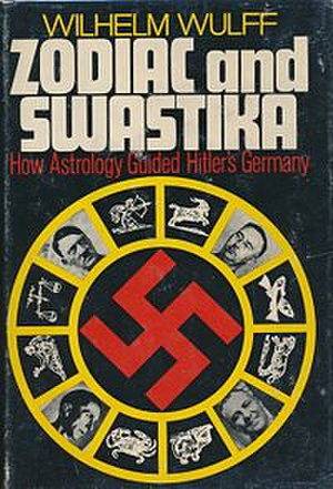 Zodiac and Swastika - Cover of the first American edition