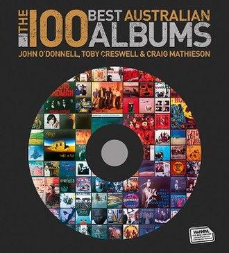 100 Best Australian Albums - Cover