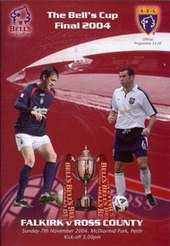 2004 Scottish Challenge Cup Final programme cover.jpg