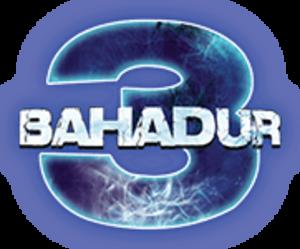 3 Bahadur (film series) - Image: 3 Bahadur logo