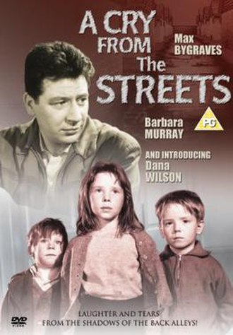A Cry from the Streets - DVD Cover