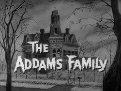 The Addams Family 1964 Tv Series Wikipedia