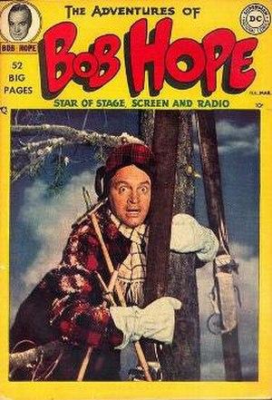 The Adventures of Bob Hope - Image: Adventuresof Bob Hope 1