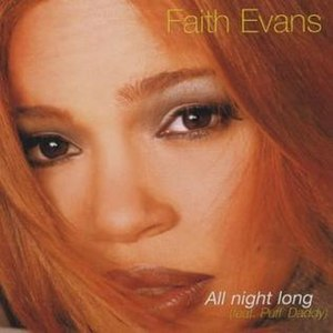 All Night Long (Faith Evans song) - Image: All Night Long