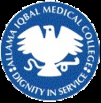 Allama Iqbal Medical College - Image: Allama Iqbal Medical College