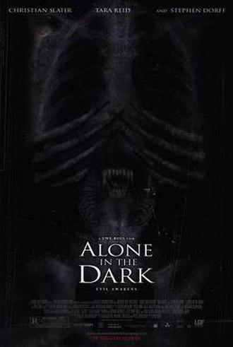 Alone in the Dark (2005 film) - Image: Alone in the Dark 2005