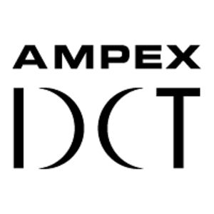 DCT (videocassette format) - Image: Ampex DCT logo