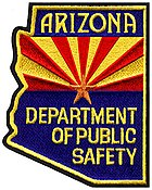 Patch of the Arizona DPS