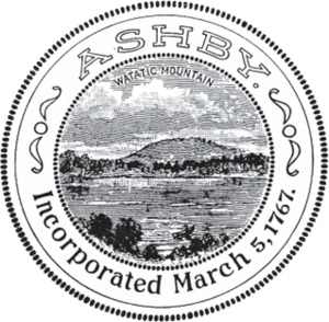 Ashby, Massachusetts - Image: Ashby MA seal